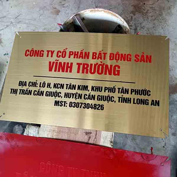 Bien An Mon Cong Ty